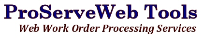 ProServeWeb - Pest Control Software