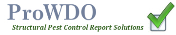 ProWDO, Structural Pest Control Report Solutions